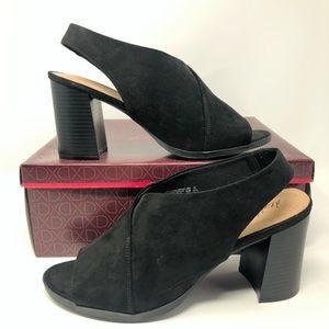 NEW Dexflex Comfort Tilda block Heel size 10 NWB